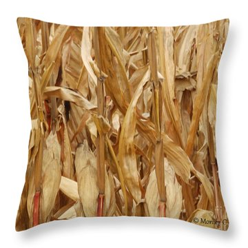 M Landscapes Fall Collection No. Lf59 Throw Pillow