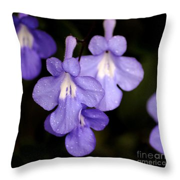 Throw Pillow featuring the photograph M10 by Leo Symon