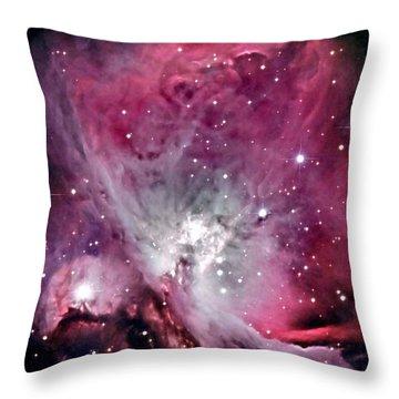 M42 Throw Pillow