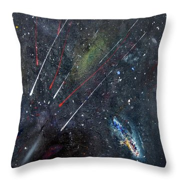 M51 Throw Pillow