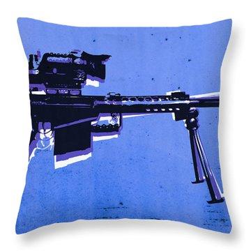 Rifle Throw Pillows