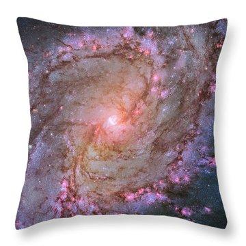 M83 Throw Pillow
