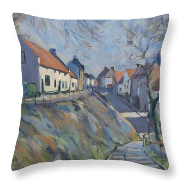 Maasberg Elsloo Throw Pillow