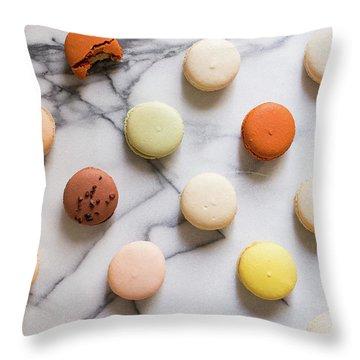 Marble Throw Pillows