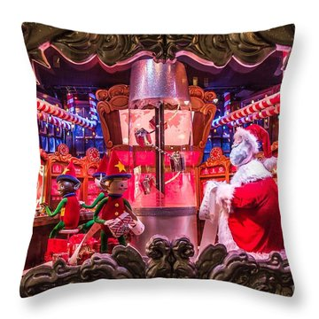 Macy's 2016 Throw Pillow