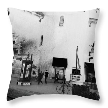 Macy's Santa Barbara Throw Pillow