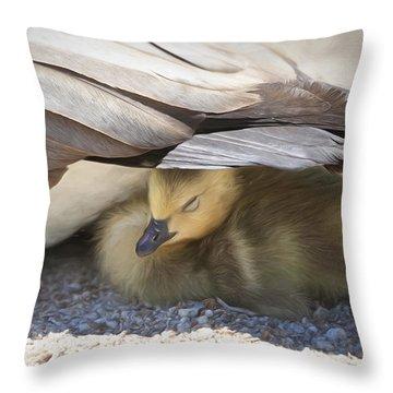 Gosling Throw Pillows