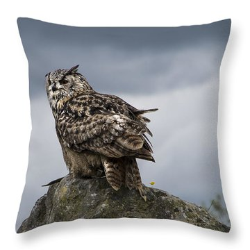 Maggie Throw Pillow