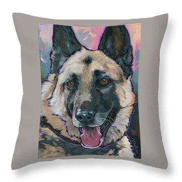 Maggie Throw Pillow