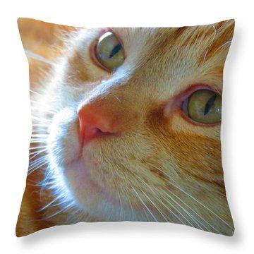 Magic 2 Throw Pillow