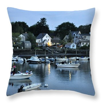 Magic Hour Mhp Throw Pillow by Jim Brage