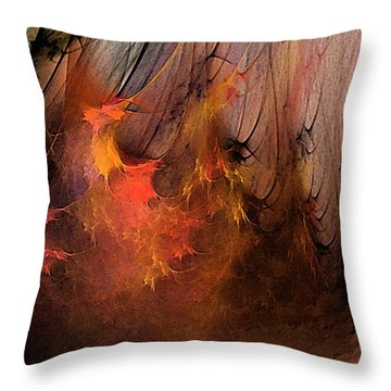 Magic Throw Pillow