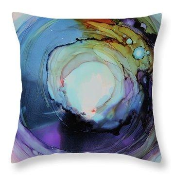 Magic Potion Throw Pillow