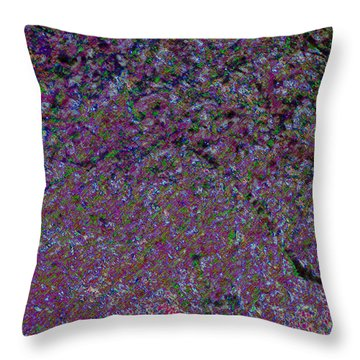 Magic Tree Throw Pillow by Linde Townsend
