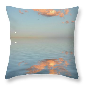 Magical Moment Throw Pillow by Jerry McElroy