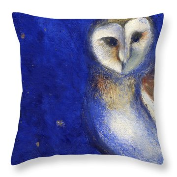 Magical Night One Throw Pillow