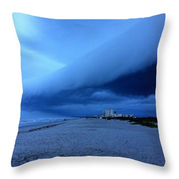 Magnificence  Throw Pillow by Carlos Avila