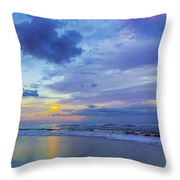 Magnificent Beauty Throw Pillow