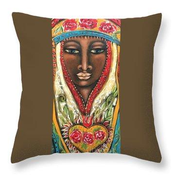 Maia Throw Pillow by Maya Telford