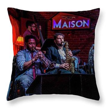 Maison Throw Pillow