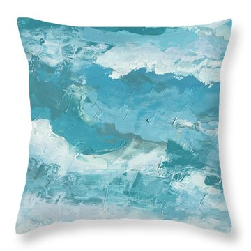Majestic Throw Pillow by Nathan Rhoads