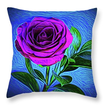 Majesty Love 1718-2 Throw Pillow