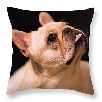 Make Me Throw Pillow