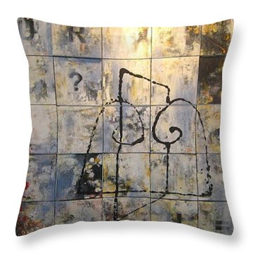 Make Over Throw Pillow