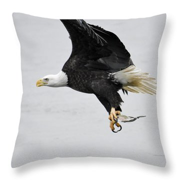 Making The Get Away Throw Pillow