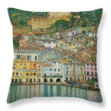 Townscape Throw Pillows