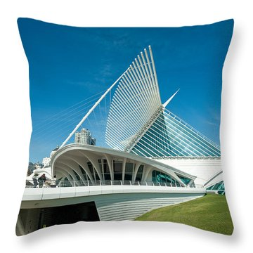MAM Throw Pillow