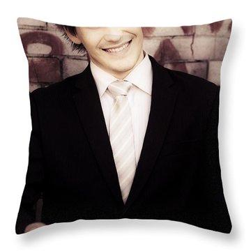 Trustworthy Throw Pillows