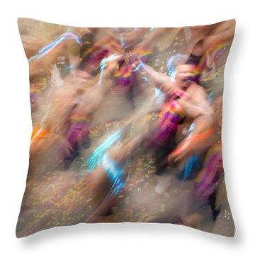 Wales Throw Pillows