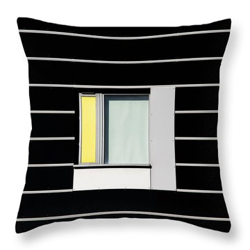 Manchester Windows 1 Throw Pillow