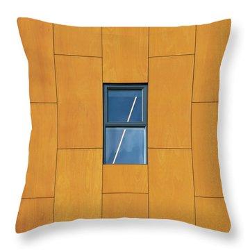 Manchester Windows 2 Throw Pillow