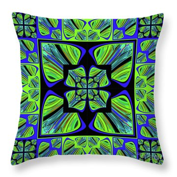 Mandala #22 Throw Pillow