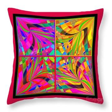 Mandala #25 Throw Pillow