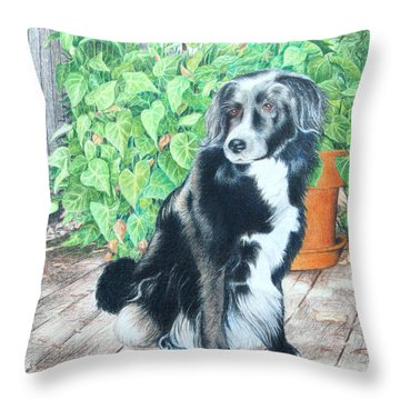 Mandy Throw Pillow