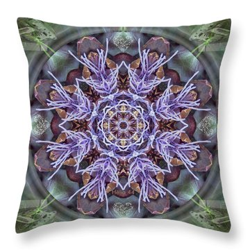 Manifestation Magic Throw Pillow