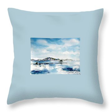 Manuel Reef Throw Pillow