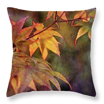 Maples Golden Glow 5582 Idp_2 Throw Pillow