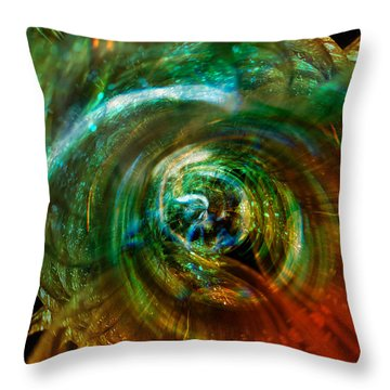 March 10th 2010 Throw Pillow