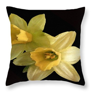 March 2010 Throw Pillow