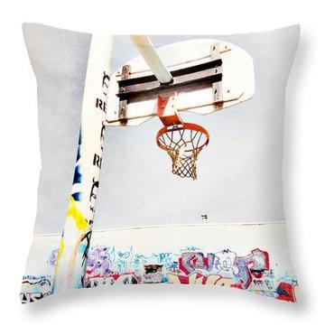 Graffiti Throw Pillows