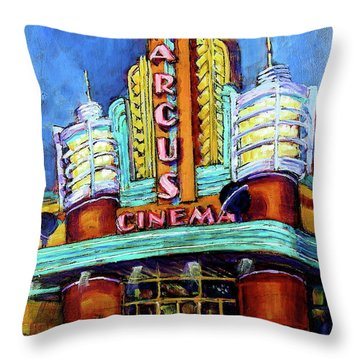 Marcus Marquise Throw Pillow