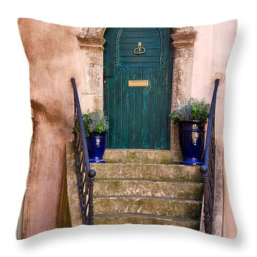 Margon Throw Pillow by Louise Heusinkveld
