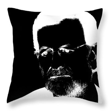 Mariano Rajoy Throw Pillow by Emme Pons