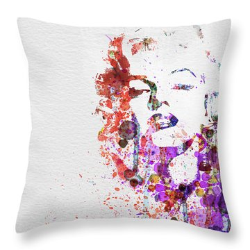 Famous Throw Pillows