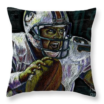 Broadcaster Throw Pillows