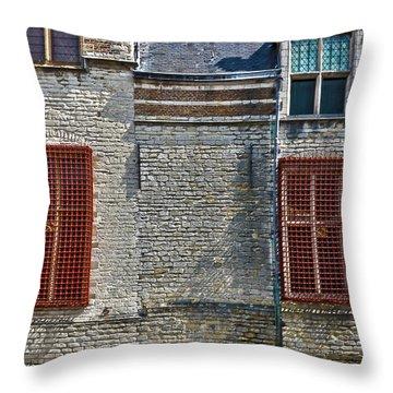Markiezenhof In Bergen Op Zoom Throw Pillow